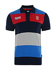 Rugby World Cup 2015 England Hoop polo