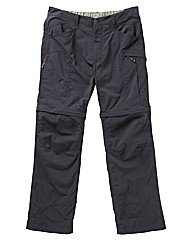 Tog24 Active TCZ Mens Trousers Short Leg