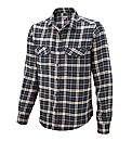 Craghoppers Kiwi Long-Sleeved Check Shir