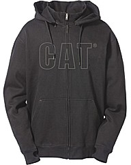 Caterpillar Applique hoody