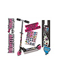 Monster High Inline Scooter -Multicolour