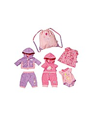 BABY Born Great Value Outfit Set -4 Pack