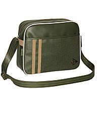 Dunlop Two Stripe Despatch Bag