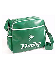 Dunlop Retro Logo Despatch Bag
