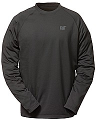 Caterpillar Flx Layer L/S Tee