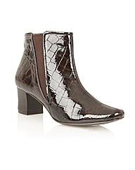 Lotus Damask Casual Boots