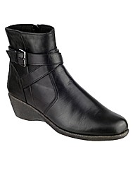 The Flexx Pork Fried Slice Leather Boot
