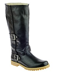 Riva Floria Short Leather Boot