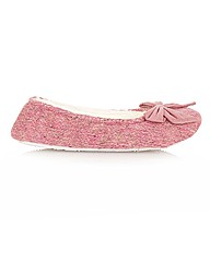 Lotus Mazey None Slippers