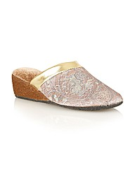 Lotus Mansi None Slippers