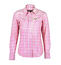 Ladies Pink Furzey Shirt