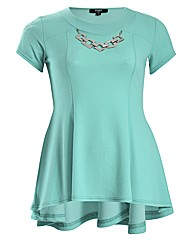 Koko Necklace Swing Tunic.