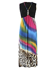 Koko Animal Rainbow Maxi