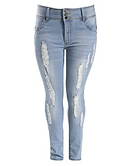 Koko Distressed Jeans.