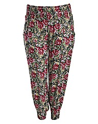 Samya Floral Patterned Pants