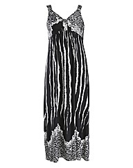 Koko Monochrome Animal Maxi