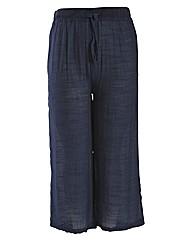 Samya Elasticasted Waist Front Tie Wide