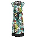 Koko Abstract Jungle Maxi