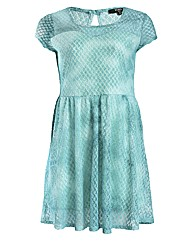 Koko Tie Dye Lace Dress