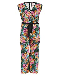 Koko Neon Tropical Jumpsuit