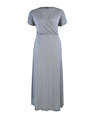 HotSquash The Grey Maxi Dress