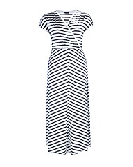 HotSquash Striped Maxi Dress