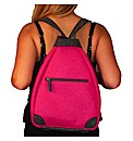 Urban Country Felt Large Backpack