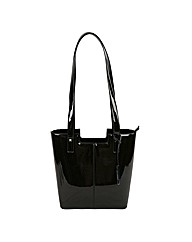 Urban Country Faux Leather Shoulder Bag