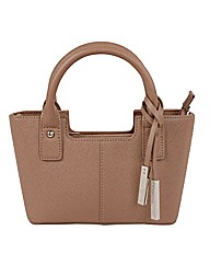 Urban Country Faux Leather Grab Bag