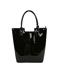 Urban Country Faux Leather Work Bag
