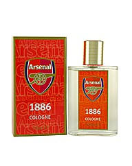 Arsenal 75ml Eau de Cologne for Him