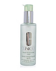 Clinique liquid soap 200ml