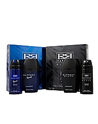 Rapport Sport Black Edt & Body Spray Set