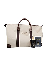 Penguin Nightcap 50ml Edt+Weekender Bag