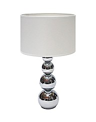 Premier Housewares Touch Table Lamp