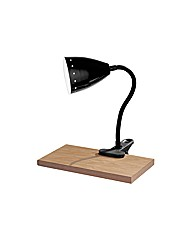 Premier Housewares Flexi Desk Lamp