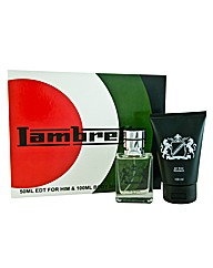 Lambretta Italia 50ml 2pc set