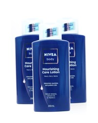 Nivea Body Nourishing Care 200ml Lotion