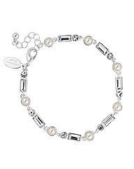 Alan Hannah Devoted Pearl Link Bracelet