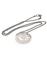 Chelsea S/Steel Pendant & Chain