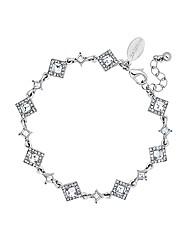 Jon Richard Square Surround Bracelet