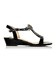 Moda in Pelle Rosini Sandals