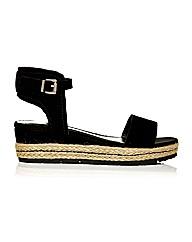 Moda in Pelle Romina Sandals