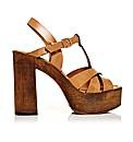 Moda in Pelle Parla Sandals