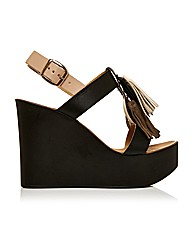 Moda in Pelle Pretal Sandals