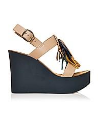Moda in Pelle Pretal Sandals