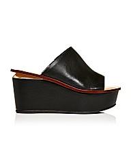Moda in Pelle Plantory Sandals