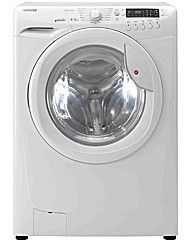 Hoover Free Standing White Washer Dryer