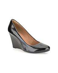 Clarks Womens Elsa Purity Standard Fit