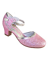 Sparkle Club Pink Glitter Shoes